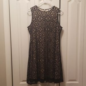 Julian Taylor Lace Dress